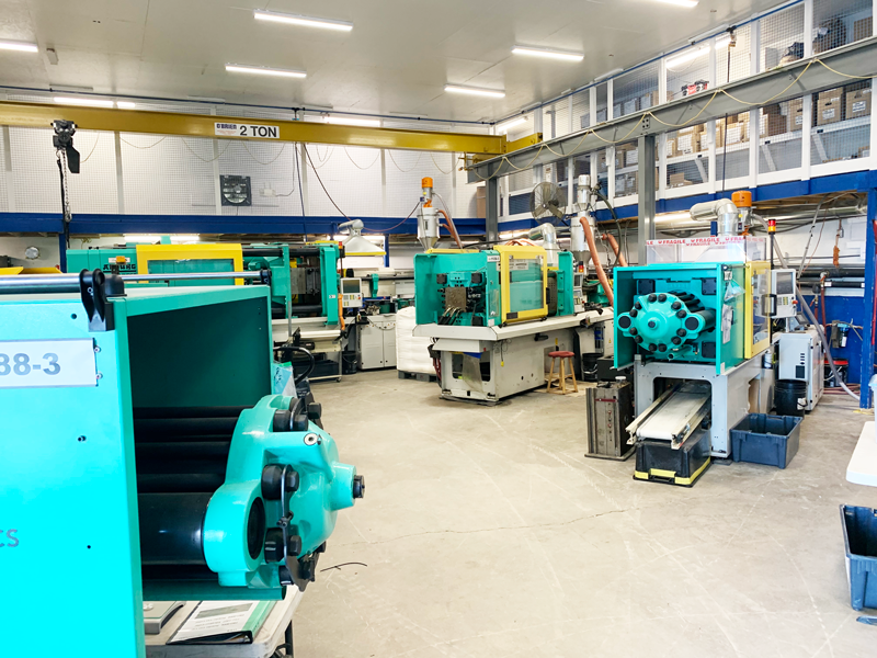- BBI Plastics Injected Moulded Solutions